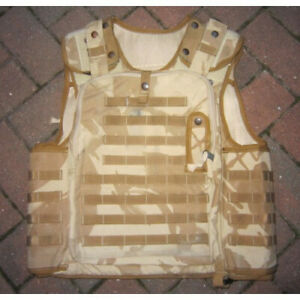 SALE body armor carrier with IIIA armor Body armor bullet proof vest L $180.00