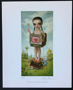 Mark Ryden Signed and Numbered Print $349.00
