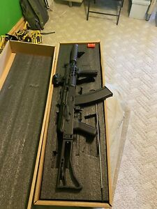 airsoft gun Krink electric Full Metal Perfect Condition $325.00