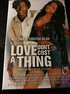 Love Dont Cost a Thing DVD 2004 Full Screen $5.99