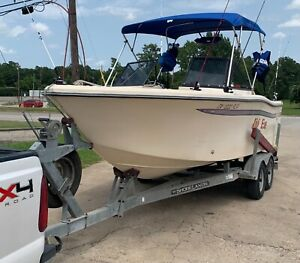 198 McKee Craft Hammerhead Offshore Inshore Fishing Boat 200 HP Water Ready