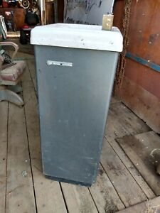 Vintage westinghouse drinking fountain antique restoration project water cooler $75.99