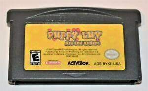 PUPPY LUV: SPA AND RESORT NINTENDO GAMEBOY ADVANCE SP GBA