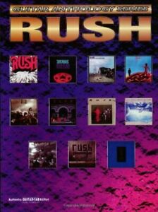 Rush: Authentic Football Edition Guitar Anthology... by Rush Norman Paperback $23.99