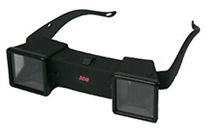 Stereo 3D Side by Side Wide View Viewer for Prints and Monitor $30.95