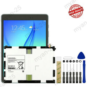 Samsung Galaxy Tab A SM T550 Replacement Battery EB BT550ABA EB BT550ABE Tool $15.99