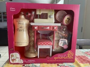our generation sewing Set For 18 Inch Dolls $100.00