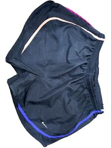 womens nike dri fit shorts large $20.00