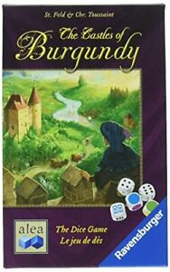 Ravensburger The Castles of Burgundy for Ages 10 amp; Up Strategy Dice Game of...