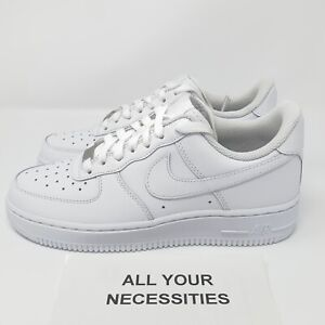 Mens Nike Air Force 1 Low White 07 Mens IN HAND $100.50