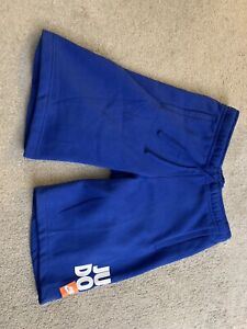 Blue Nike Shorts Standard Fit $25.00