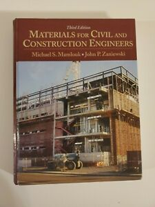 Materials for Civil and Construction Engineers by Michael S. Mam...9780136110583 $45.00