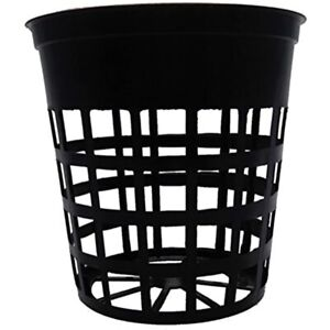 30 Pack Inch Net Slit Pots For Hydroponic Aeroponic Orchid Garden amp Outdoor