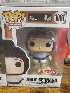 Funko Pop Office Andy Bernard In Sumo Suit $15.00