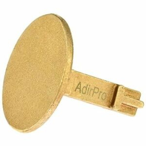 AdirPro Survey Markers Durable Solid Brass amp Low Profile Permanent Boundary $28.80