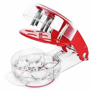 Cherry Pitter Tool Cherry Remover 6 Cherries Cherry Stoner Seed Pitter with Pit $20.40