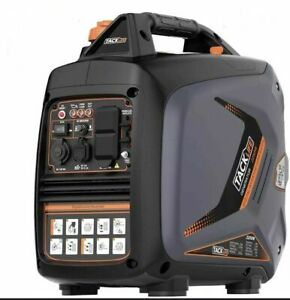 TACKLIFE 2250 Watt Portable Generator Quiet W 25ft HD Cord 3 Way Tap PLUG amp; PLAY