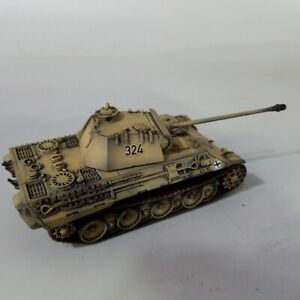 1 72 Scale WWII German Army Panther Ausf.G Tank Desert Painting Plastic Model