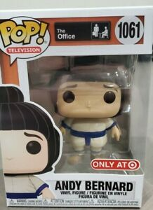 Funko Pop The Office Andy Bernard In Sumo Suit 1061 Target Exclusive New $17.99