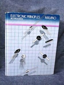 Electronic Principles by Malvino Albert Paul Book The Fast Free Shipping $8.19