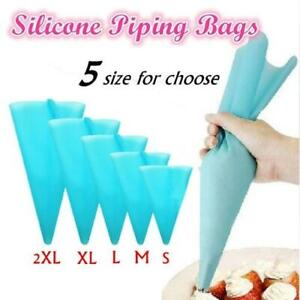 Silicone Icing Piping Nozzle Diy Cake Pastry Decorating Baking Decorating Tools $6.49