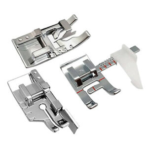 3pcs Adjustable Ruler Guide Sewing Machine Presser Foot for Channel Quilting $7.77