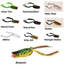 SPRO Bronzeye Pop Frog 70 Choice of Colors