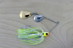 Lunker Lure PW6138 Proven Winner Double Blade Spinnerbait 3 8 oz
