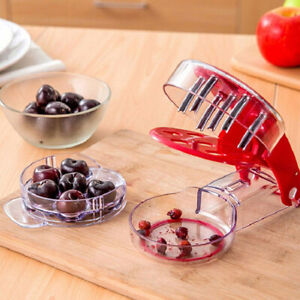 Kitchen Creative Cherry Pitter Stoner DIY Tool Fruit Nuclear Corer Remover