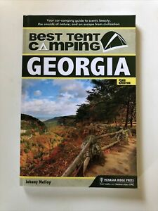 Best Tent Camping: Georgia 3rd Edition Johnny Molloy