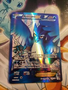 Articuno EX 132 135 Full Art Ultra Rare Plasma Storm Pokemon Card Near Mint $46.99