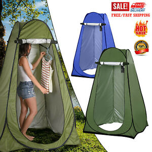 Portable Pop Up Tent Privacy Instant Shower Tent Changing Room Camping Toilet US