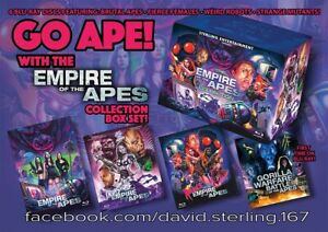 empire of the apes box set $89.00