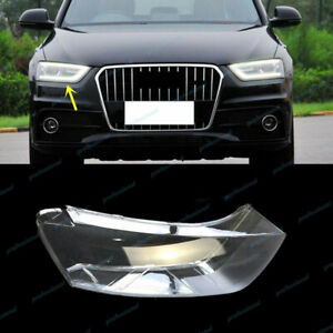 Replace Right Side Headlight Cover Sealant Glue Replace For Audi Q3 2012 2015 $71.43