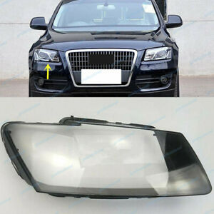Replace Right Side Headlight Cover Sealant Glue Replace For Audi Q5 2009 2012 $79.89