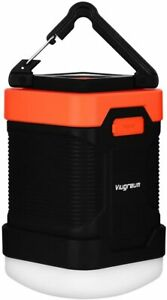 LED Rechargeable Camping Lantern with Power Bank