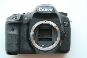 Canon 7d For parts