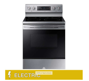 Samsung 5.9 cu. ft. Freestanding Electric Range with Convection