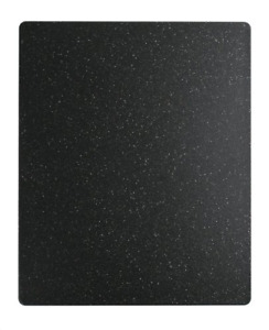 Superboard Pastry Board No Handle 14 by 17 inches Midnight Granite Color NEW