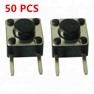 50 PCS Repair L R Buttons for GBA SP NDS Left Right Micro Switch NEW $11.19