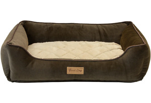 DMC Textured Quilted Box Bed 30quot; x 40quot; $109.99