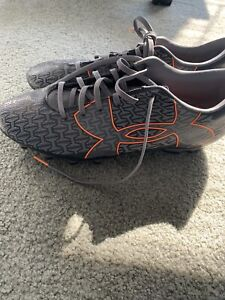 under armour football cleats size 10 $60.00