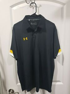 Under Armour Polo Shirt Size Large $17.00