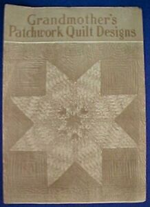 30 Vintage 1931 Quilt Patterns Templates Book 20 Grandmother#x27;s Sewing Quilters $8.00