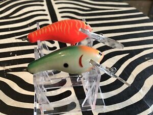 vintage bagley lures Diving Killer B2 Lot 2 in Great condition. Great colors