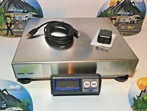 Mettler Toledo PS6L Shipping Scale 150 lb Pounds amp; Ounces USB Worldship $420.00