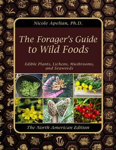 The Forager's Guide to Wild Foods paperback with color pictures $37.00