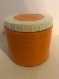 VINTAGE THERMOS INSULATED JAR KING SEELEY #1155 SOUP HOT FOOD OR COLD