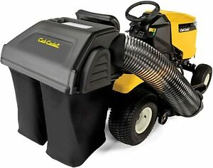 Cub Cadet FastAttach Double Bagger For 42 and 46 inch Decks Free Shipping