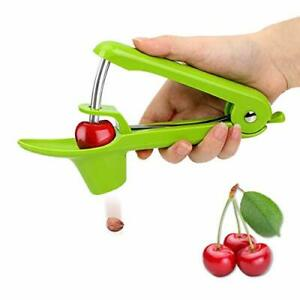 Cherry Pitter Olive Stoner Pitter Core Remover Portable Cherry Seed Green